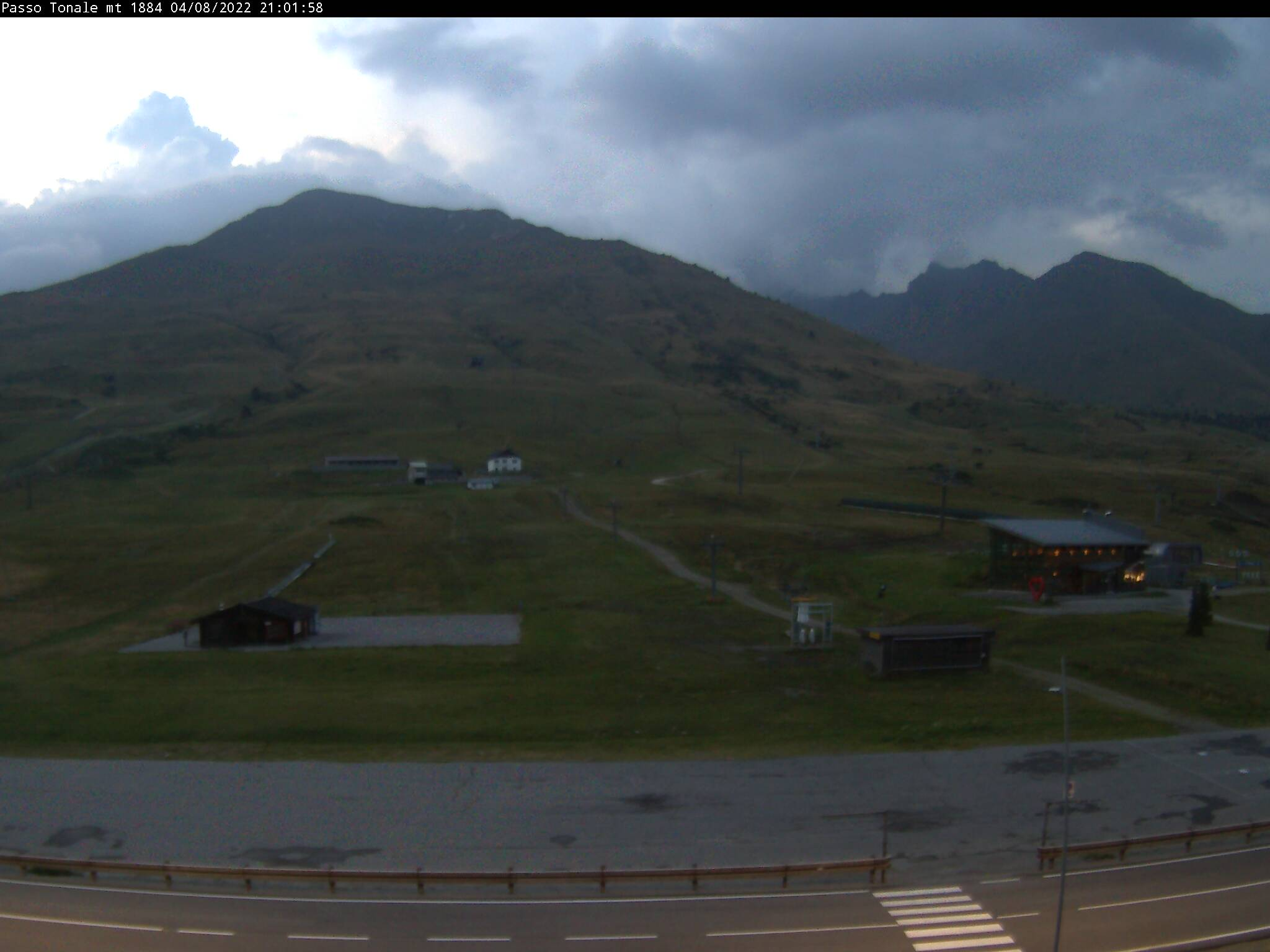 Webcam Val di Sole Passo Tonale